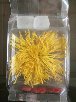 陕西西安金丝皇菊花茶 盒装 1-2年 一级