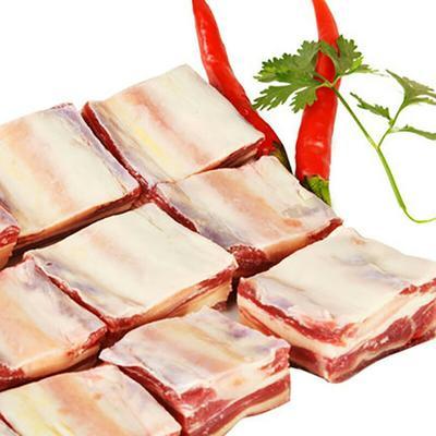 甘肃武威牛排 6-12个月 生肉