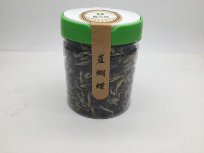 江苏徐州蓝蝴蝶花茶 散装 1-2年 特级