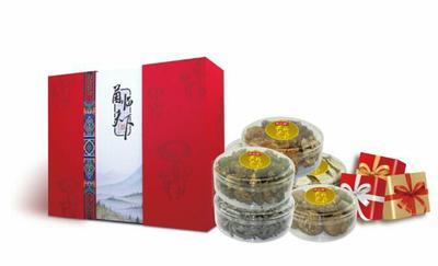 这是一张关于普通香菇 礼盒装 1年以上的产品图片