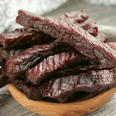 内蒙古呼和浩特牛肉干