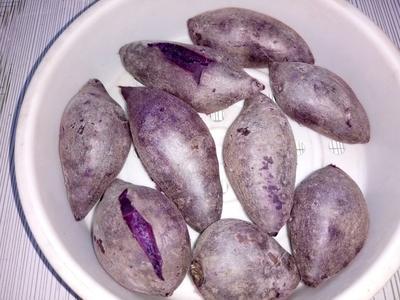 广西崇左越南紫薯 2两以下