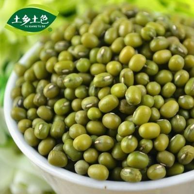 内蒙古呼和浩特回民区绿芽豆 散装 1等品