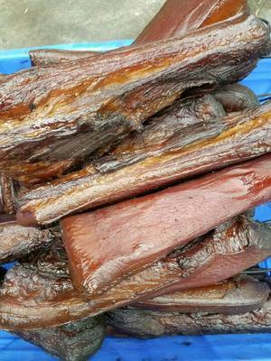 这是一张关于四川腊肉 散装 6-12个月的产品图片