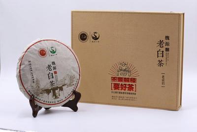 湖南邵阳新工艺白茶 盒装 恒温长期保存 特级 老白牡丹