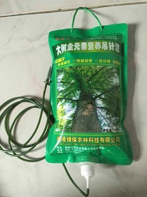 陕西咸阳营养液 大树成品吊袋液 大树 杨凌绿保农林科技有限公司