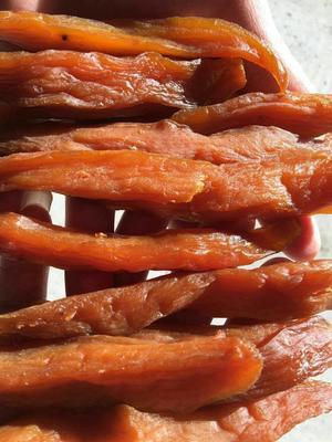 这是一张关于黄金红薯干 条状 散装 半年的产品图片