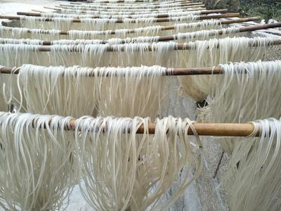 湖南永州纯手工红薯粉丝