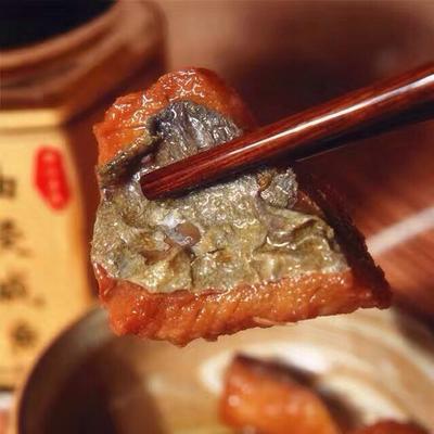 广东省汕头市龙湖区鱼罐头 6-12个月