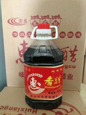 陕西宝鸡岐山县纯粮食醋