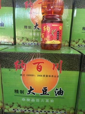 黑龙江双鸭山非转基因大豆油