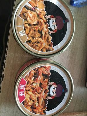 辽宁省丹东市宽甸满族自治县海鲜罐头 6-12个月