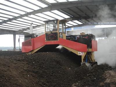 这是一张关于其它农机 有机肥自走式翻堆机的产品图片