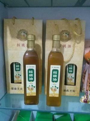 陕西商洛丹凤县现榨核桃油
