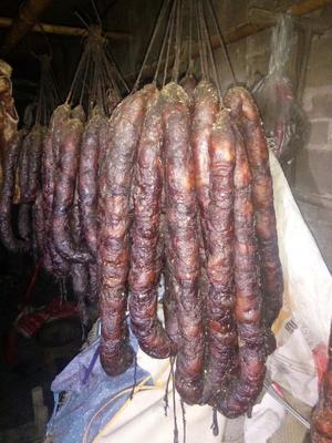 四川达州大竹县川味香肠 散装 1年