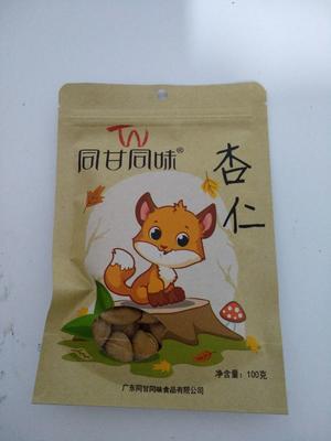广东省惠州市博罗县山杏仁 6-12个月 包装