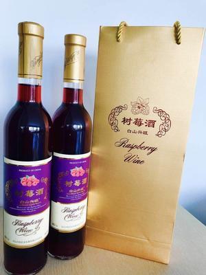 吉林白山浑江区树莓酒 10度以下