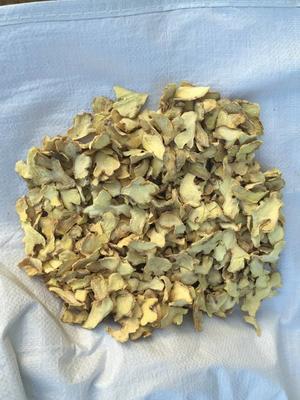 云南曲靖罗平县低硫干姜片 双层塑料袋 24个月以上