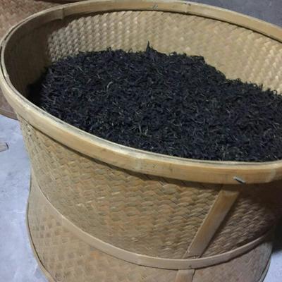 浙江金华婺城区大红袍乌龙茶 散装 一级