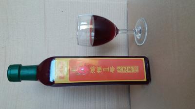 广西南宁上林县火龙果酵素 玻璃瓶 18-24个月
