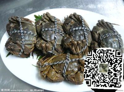江苏宿迁泗洪县洪泽湖螃蟹 2.0-2.5两 公蟹