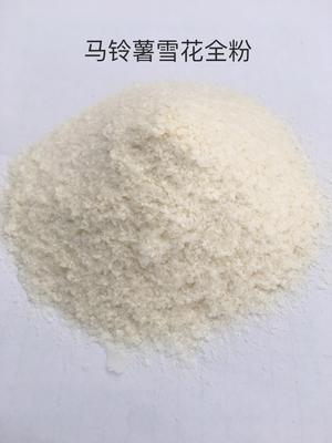 山东济宁泗水县马铃薯全粉