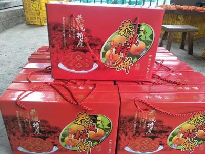 广西柳州鱼峰区恭城柿饼 礼盒装