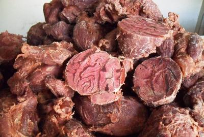 陕西延安宝塔区牛腱子肉 2-3个月 熟肉
