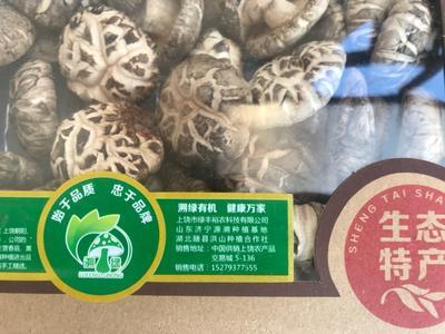 江西省上饶市信州区花菇 3.6 - 4.5cm 特级