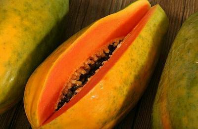 海南海口琼山区青木瓜 2 - 2.5斤