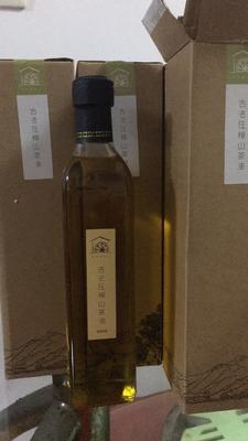 江西赣州定南县野生山茶油 500ml