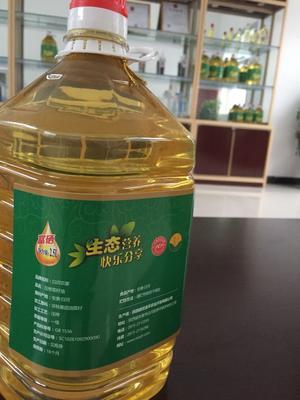 陕西安康白河县非转基因菜籽油 4.5-5L