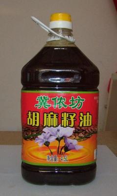 河北张家口下花园区热榨亚麻籽油