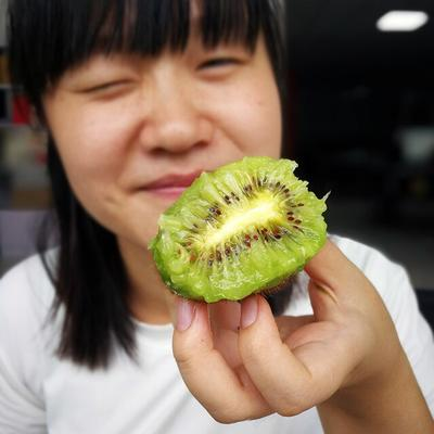 陕西宝鸡眉县徐香猕猴桃 60~100克
