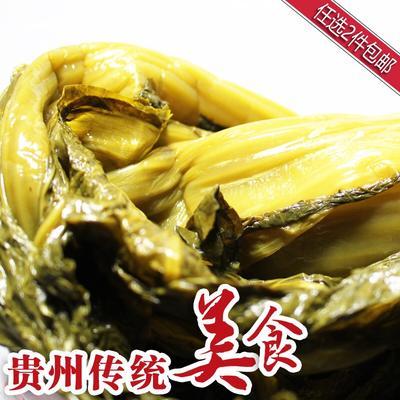贵州黔南荔波县酸菜
