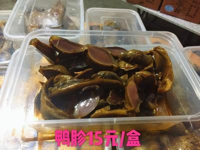 天津滨海新区麻辣鸭胗