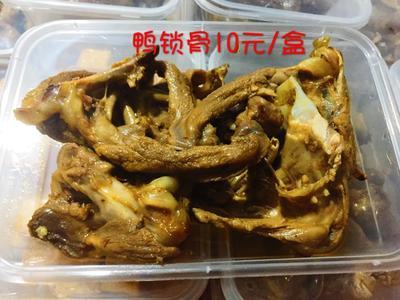 天津滨海新区麻辣鸭翅