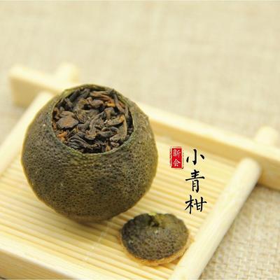 广东江门新会区新会小柑胎茶 散装 一级