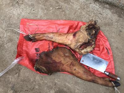 这是一张关于土猪肉 简加工的产品图片