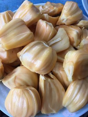 浙江省台州市黄岩区泰国菠萝蜜 10斤以下