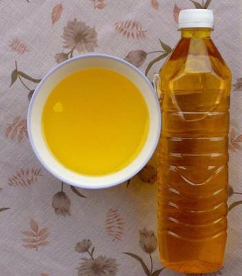 江西省新余市渝水区野生山茶油 5L