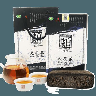 山东省滨州市滨城区茯砖茶 礼盒装 一级