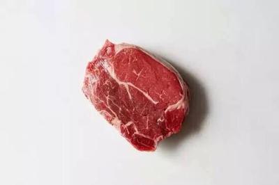 内蒙古自治区锡林郭勒盟苏尼特左旗牛上脑 生肉