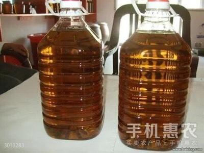 河南省信阳市商城县野生山茶油 500ml
