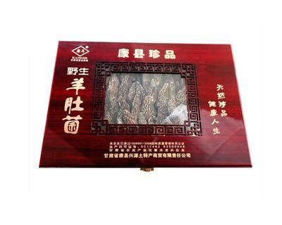 甘肃省兰州市城关区干羊肚菌 礼盒装 1年