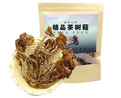 甘肃省兰州市城关区干茶树菇 袋装 1年