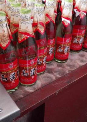 黑龙江省哈尔滨市巴彦县优质白酒 玻璃瓶 18-24个月