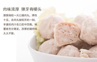 广东省汕头市金平区猪肉丸