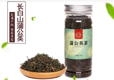 安徽省黄山市黄山区蒲公英茶 罐装 一级