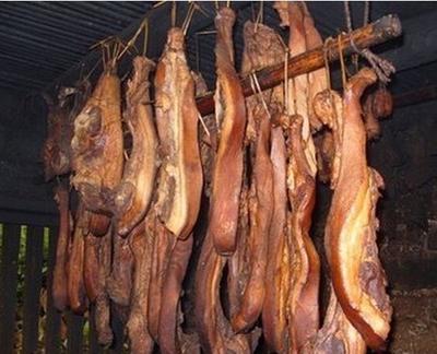 四川省成都市龙泉驿区四川腊肉 散装